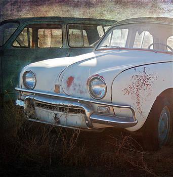 Gunter Nezhoda - Renault Dauphine