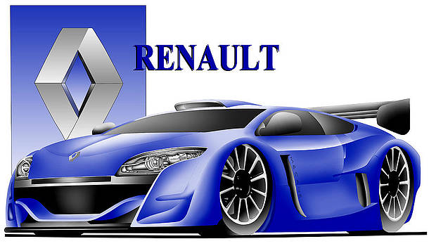 Renault Toon by Lyle Brown