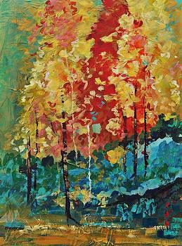 Rendelsham Forest  by Ginger Concepcion