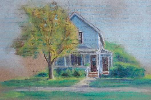 Renee's House by Sarah Vandenbusch