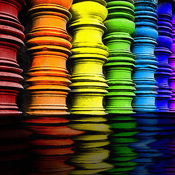 Repeat Rainbow by L Topel