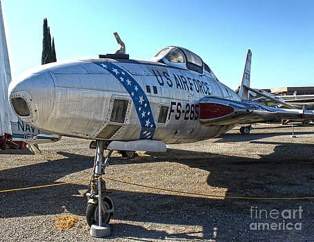 Gregory Dyer - Republic Thunderflash RF-84K - 02