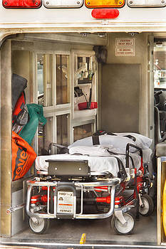 Mike Savad - Rescue - Inside the Ambulance