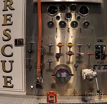 Liane Wright - Rescue - Valves - Fire Truck