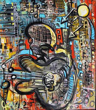 Jon Baldwin  Art - Ressurection Song