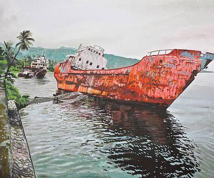 Rest Ashore by Kelvin James