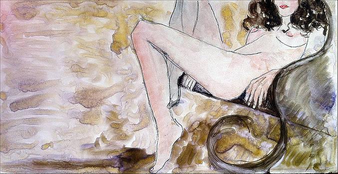 Resting by Natalia Stahl