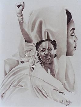 Revolutionary Spirit by Sonya Walker