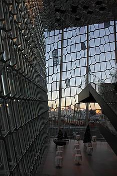 Reykjavik Concert Hall Architecture by Derek Sherwin