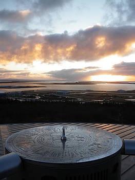 Reykjavik Harbour by Derek Sherwin