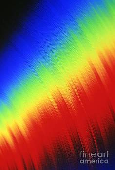 RGB Abstract by Tony Cordoza