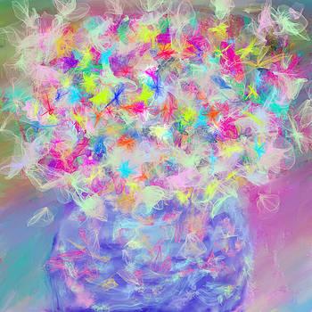 Rhapsody Bouquet by Don Wright