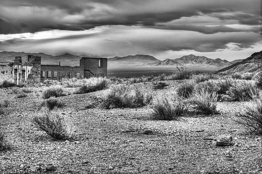 Rhyolite Overlook by Eric John Galleries