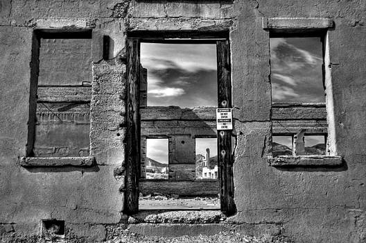 Rhyolite Window by Eric John Galleries