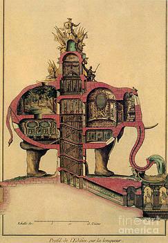 Photo Researchers - Ribarts Elephant House 1758