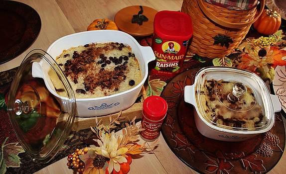 Paulette Thomas - Rice Pudding