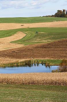 Richland Farmscape by David Yunker