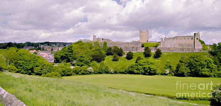 Richmond and the Castle by Tess Baxter