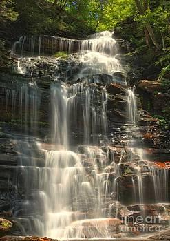 Adam Jewell - Ricketts Glen Ganoga Falls