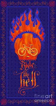Ride Like Hell by Sassan Filsoof