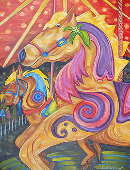 Ride of a Lifetime by Brandi  Hickman