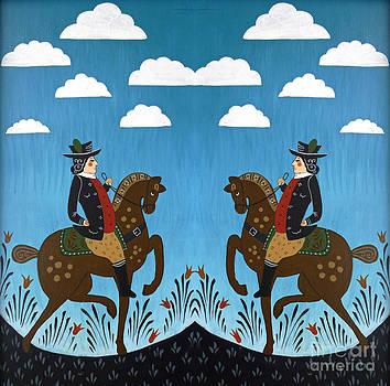 Riders by Leif Sodergren
