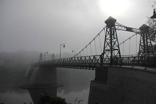 Riegelsville Bridge by Graham Hayward