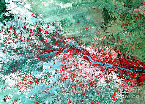 Science Source - Rift Valley Flooding Landsat 2000