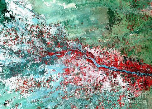 Science Source - Rift Valley Flooding Landsat 2000