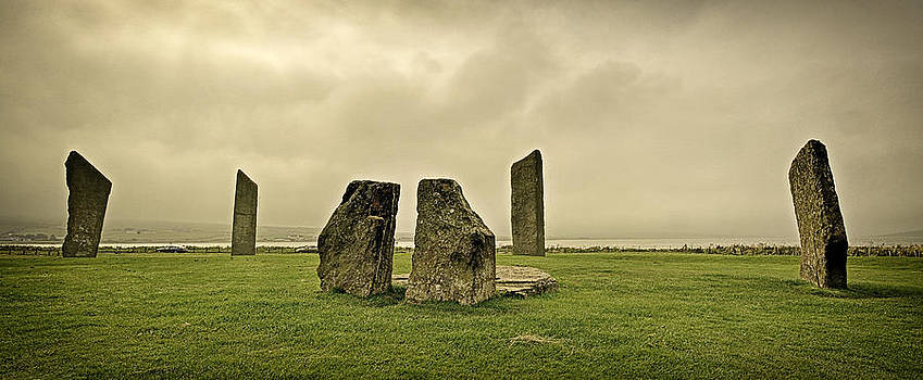 Ring of Brodgar by Claudio Bacinello