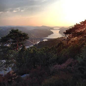 Ringdalsfjorden by Ann-Charlotte Fjaerevik