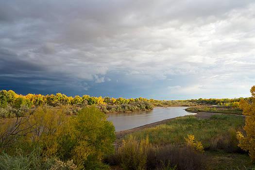 Mary Lee Dereske - Rio Grande in New Mexico