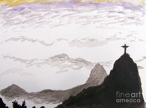 Rio Sunrise by Kevin Croitz