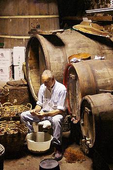 Riomaggiore Winemaker by Michael Fahey
