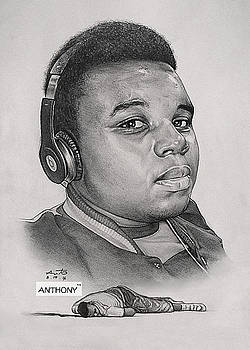 RIP Mike Brown Ferguson by Anto