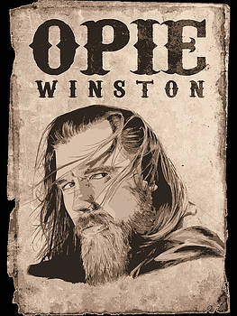 R.I.P. Opie by Kyle Willis