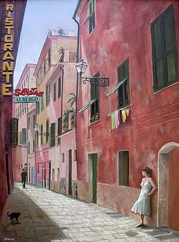 Ristorante - Sestri Levanti by Jo King