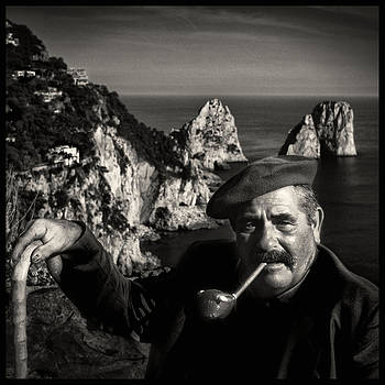 Ritratto a Capri / foto di Augusto De Luca. / 43 by Augusto  De Luca