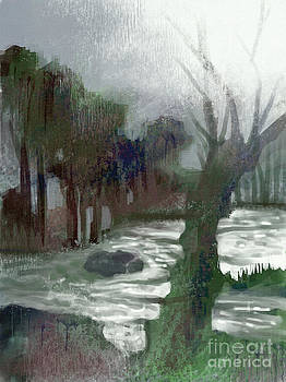 River by Alexandros Koumpios