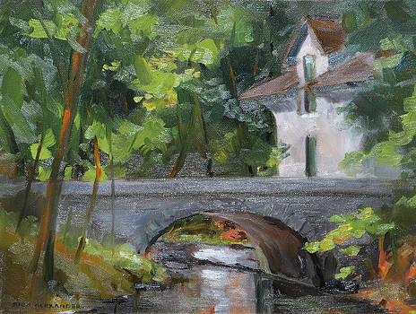 River Bridge  by Rich Alexander
