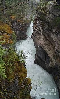 Gail Matthews - River Canyon to lower river