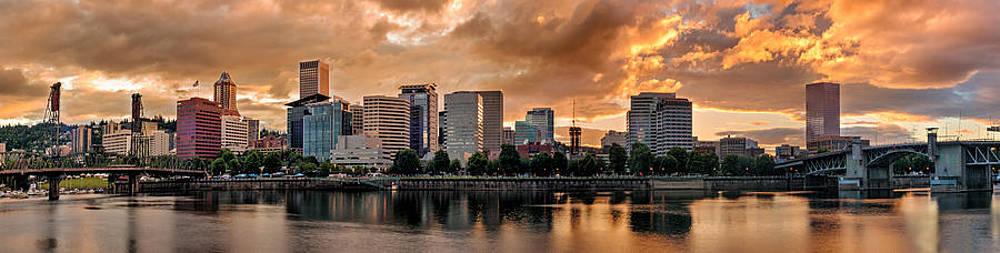 River City by Brian Bonham