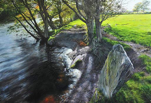 Harry Robertson - River Dee at Rhug