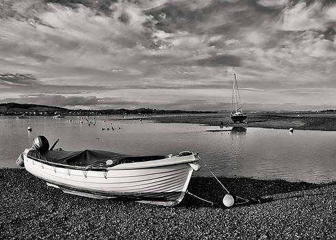 River Exe Estuary by Pete Hemington
