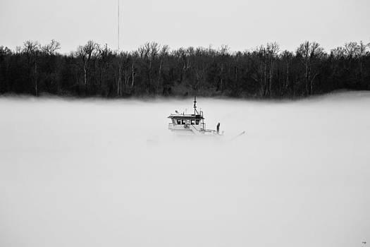 Scott Pellegrin - River of Fog