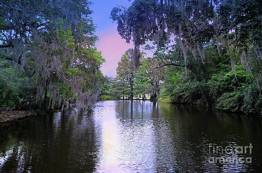 River  Runs Through by Kathleen Struckle