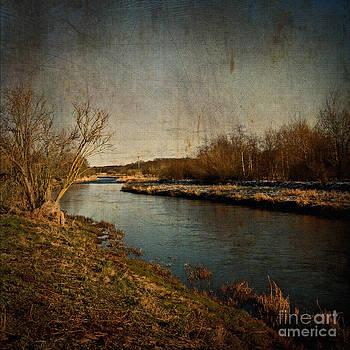 Liz  Alderdice - River Ythan in Scotland