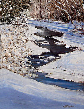 Riverbend by Maryann Boysen