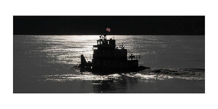 Tugboat by Leon Hollins III