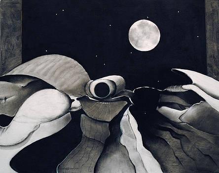 Riverripple Iii by Bill Dowdy